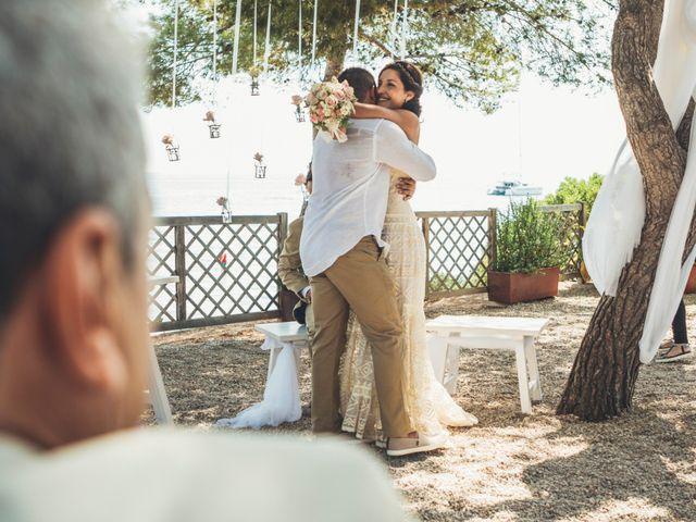 La boda de Mathieu y Aida en L' Ampolla, Tarragona 95