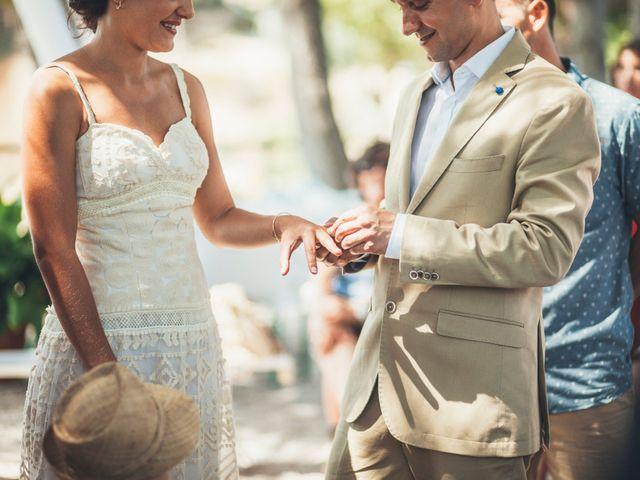 La boda de Mathieu y Aida en L' Ampolla, Tarragona 98