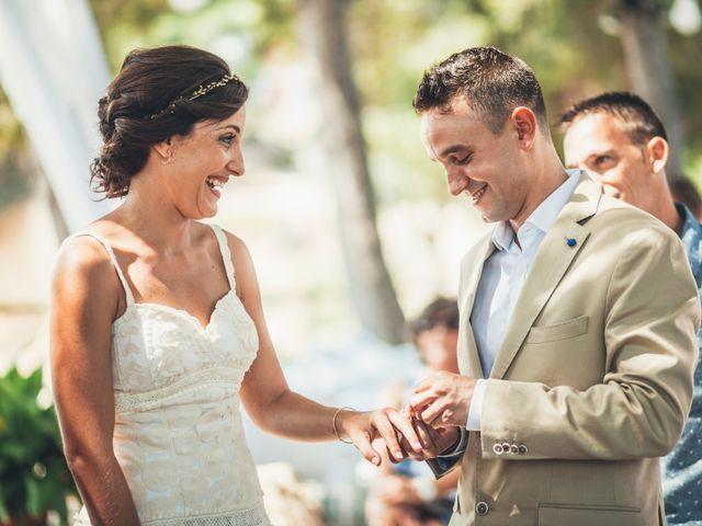 La boda de Mathieu y Aida en L' Ampolla, Tarragona 99