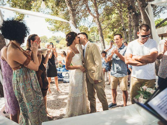 La boda de Mathieu y Aida en L' Ampolla, Tarragona 101