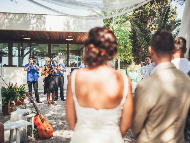 La boda de Mathieu y Aida en L' Ampolla, Tarragona 102