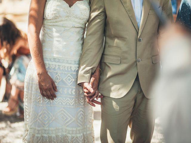 La boda de Mathieu y Aida en L' Ampolla, Tarragona 103