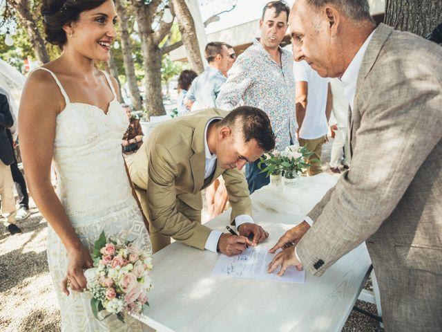 La boda de Mathieu y Aida en L' Ampolla, Tarragona 104