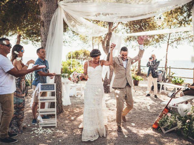 La boda de Mathieu y Aida en L' Ampolla, Tarragona 106