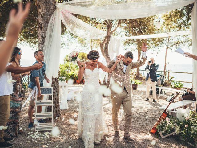 La boda de Mathieu y Aida en L' Ampolla, Tarragona 107