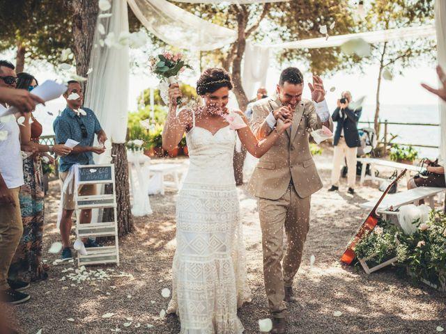 La boda de Mathieu y Aida en L' Ampolla, Tarragona 108