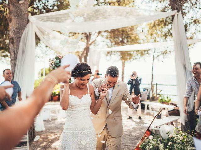 La boda de Mathieu y Aida en L' Ampolla, Tarragona 109