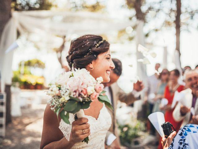 La boda de Mathieu y Aida en L' Ampolla, Tarragona 110