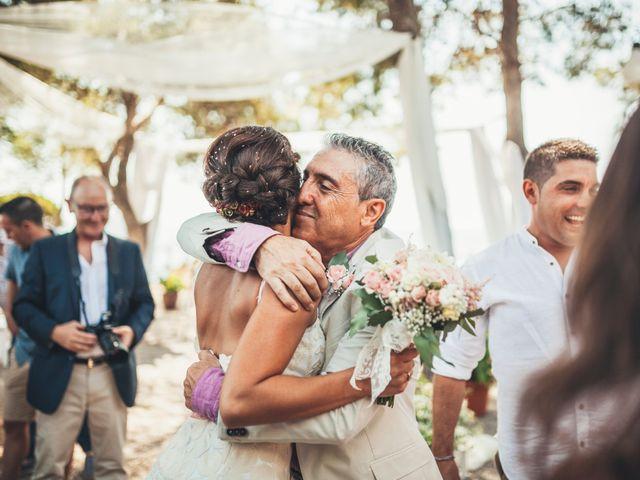La boda de Mathieu y Aida en L' Ampolla, Tarragona 111