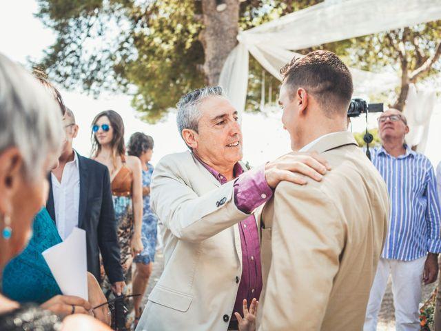 La boda de Mathieu y Aida en L' Ampolla, Tarragona 112