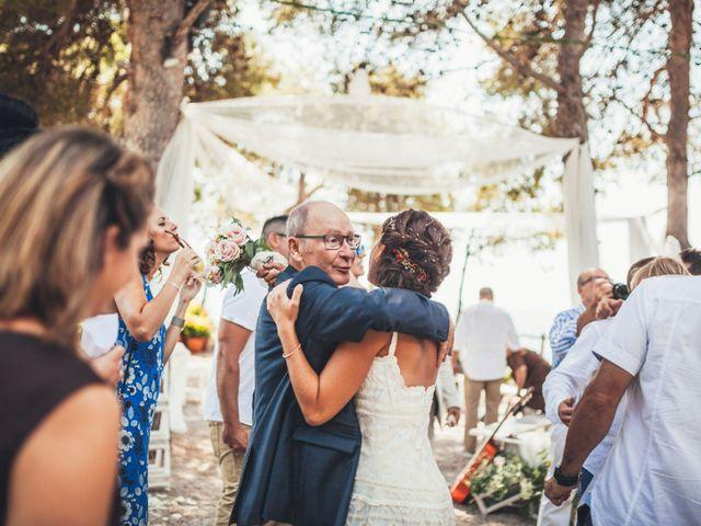 La boda de Mathieu y Aida en L' Ampolla, Tarragona 113