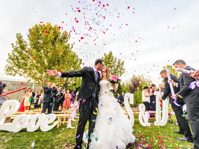 La boda de Daniel y Silvia en Benavente, Zamora 1