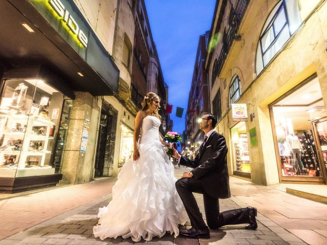 La boda de Daniel y Silvia en Benavente, Zamora 22