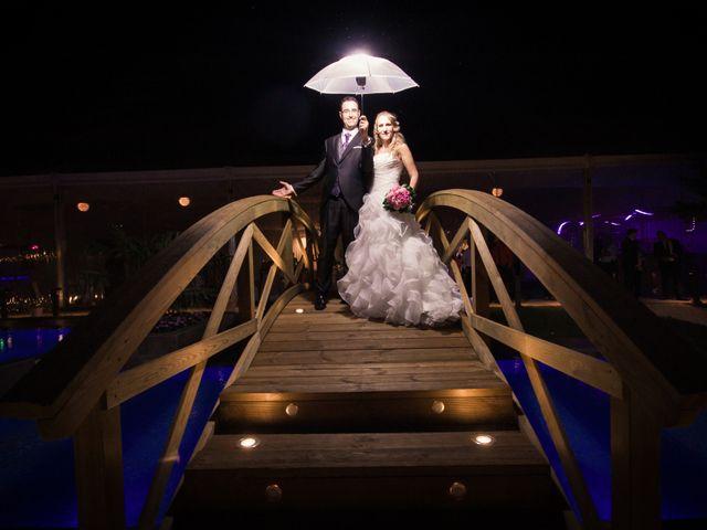 La boda de Daniel y Silvia en Benavente, Zamora 24