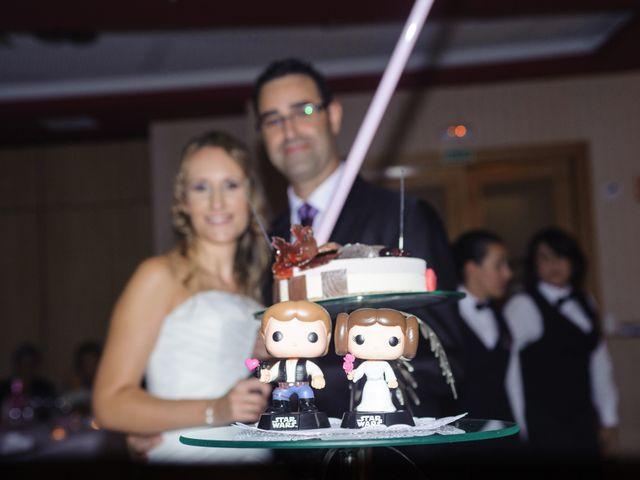 La boda de Daniel y Silvia en Benavente, Zamora 25