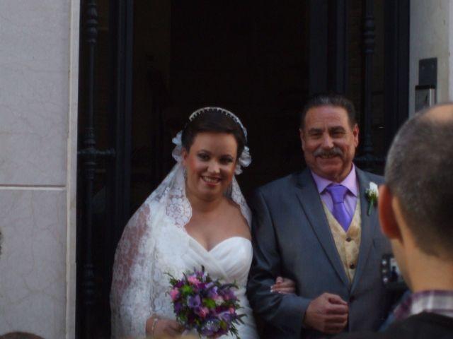 La boda de Juan Manuel y Carmen Araceli en Lucena, Córdoba 1