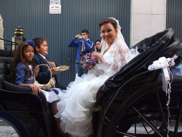 La boda de Juan Manuel y Carmen Araceli en Lucena, Córdoba 3