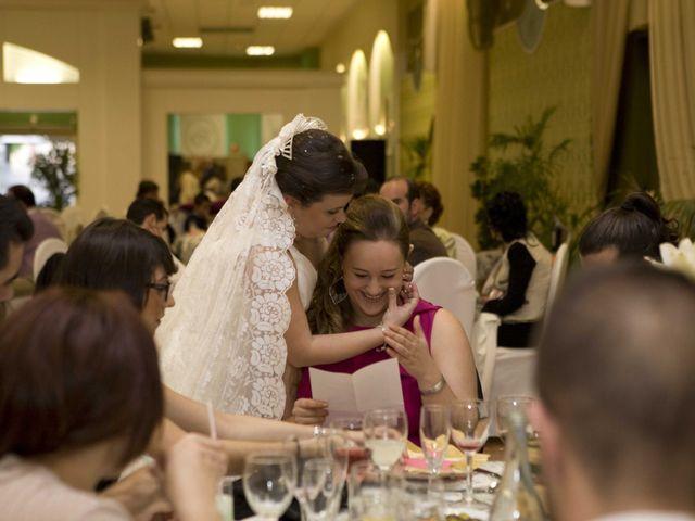 La boda de Juan Manuel y Carmen Araceli en Lucena, Córdoba 2