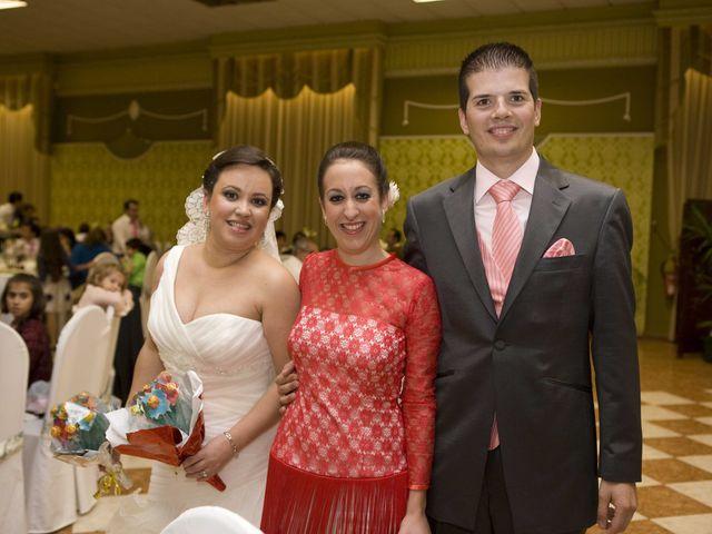 La boda de Juan Manuel y Carmen Araceli en Lucena, Córdoba 4