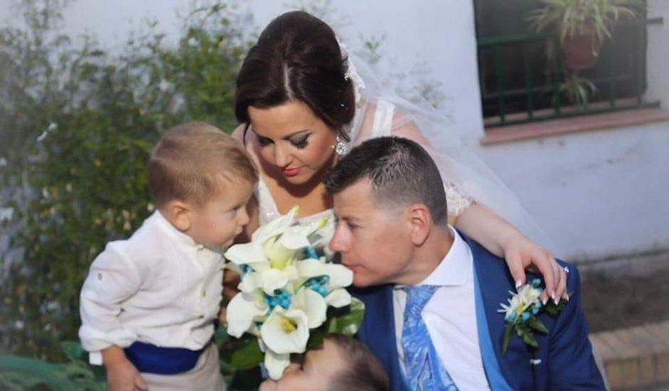 La boda de Mateo y Rocio en Almensilla, Sevilla