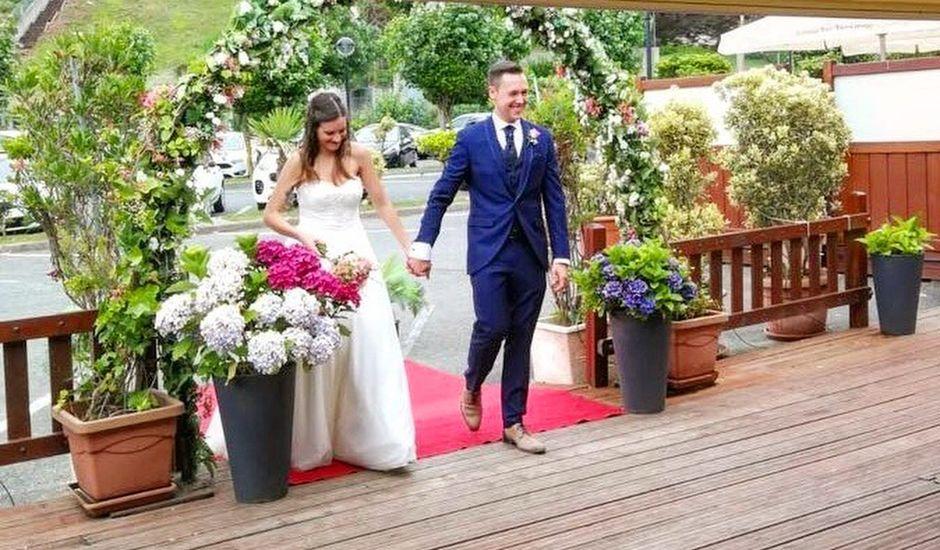 La boda de Lorena y Jacobo en Oleiros, A Coruña