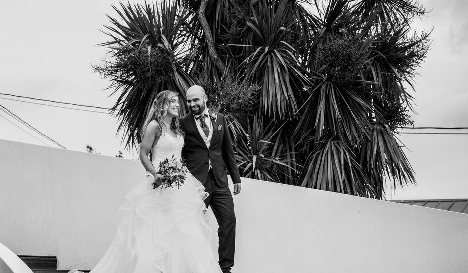 La boda de Andrés y Raquel en Santander, Cantabria