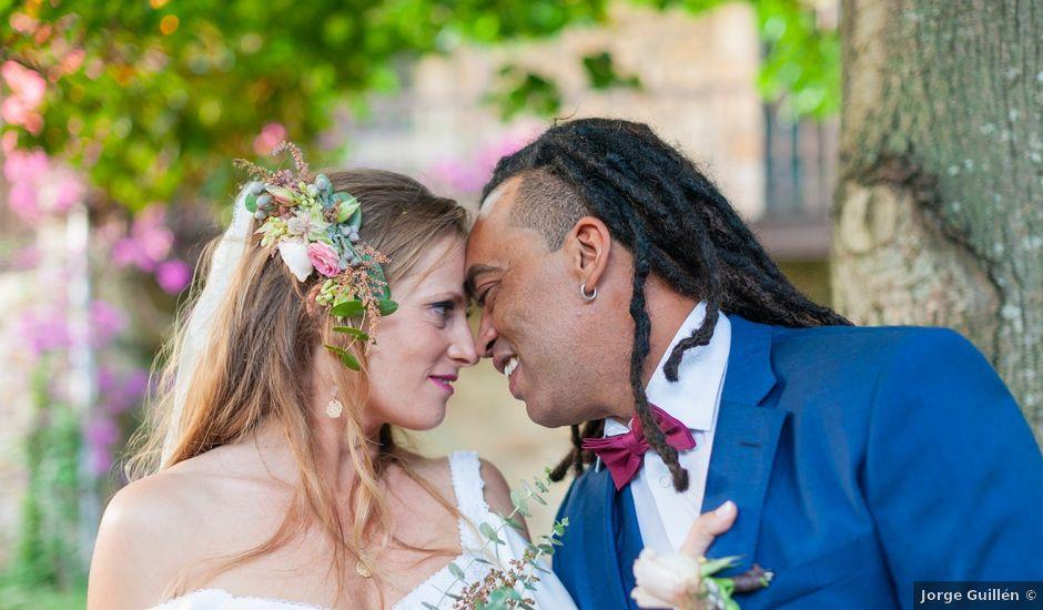 La boda de Luciano y Patricia en Amandi, Lugo
