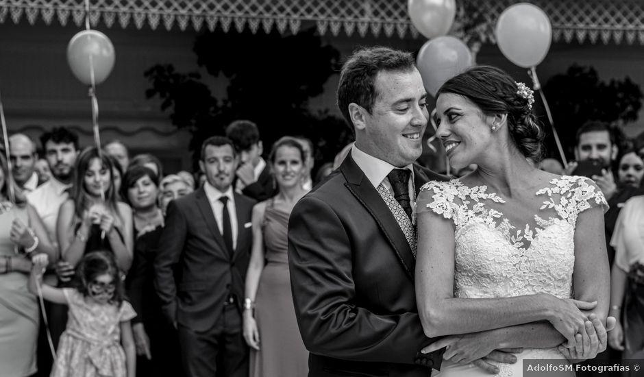La boda de Antonio y Lorena en Espartinas, Sevilla