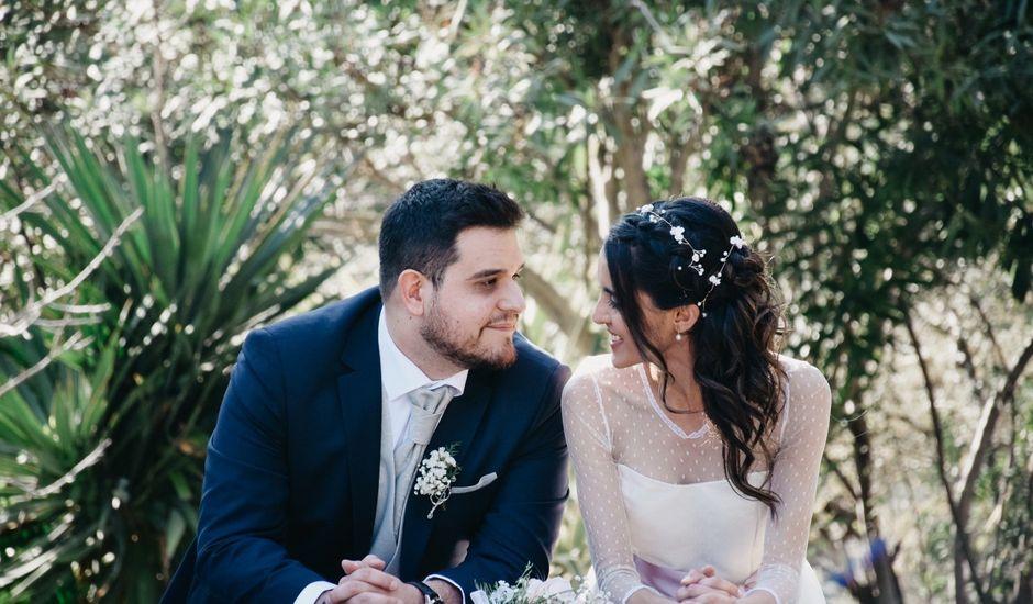 La boda de Nicolás y Saray  en Terrassa, Barcelona
