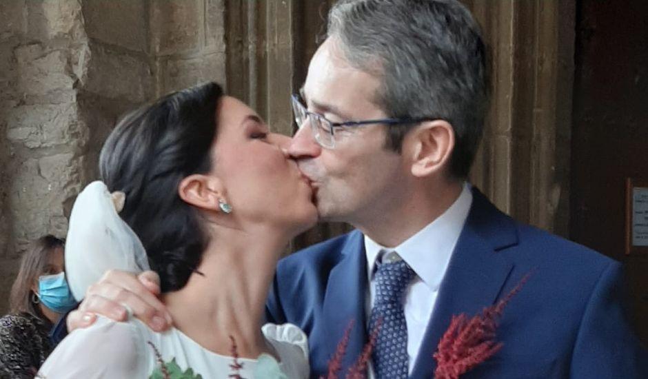 La boda de David  y Olivia  en Zizur Mayor, Navarra