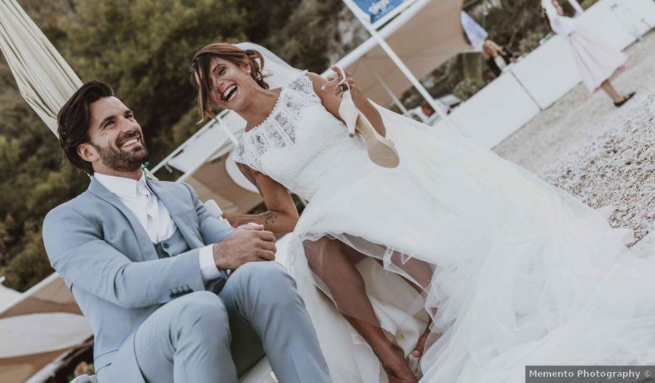 La boda de Raffaele y Augusta en Arucas, Las Palmas