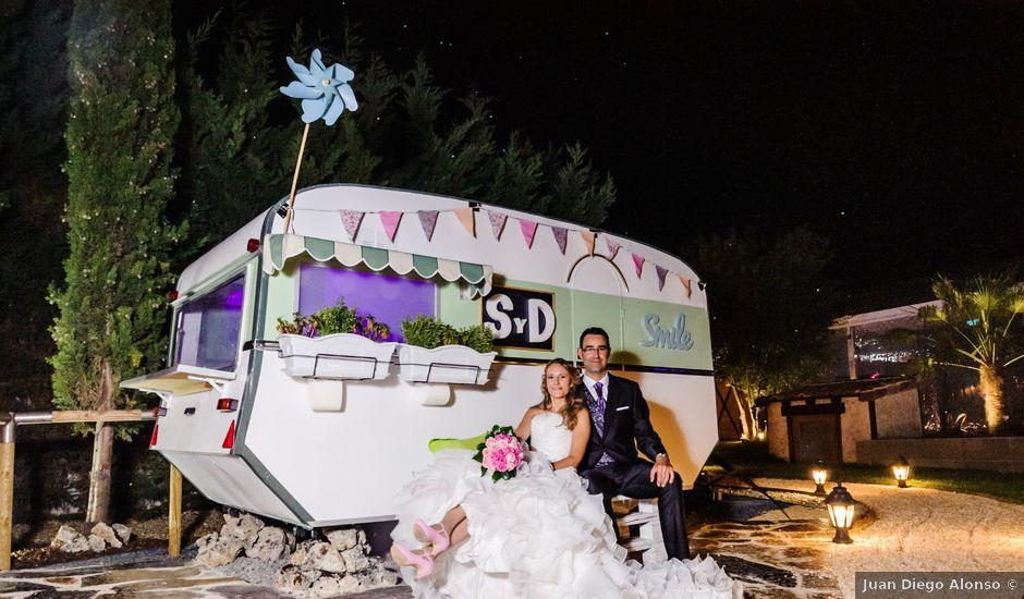 La boda de Daniel y Silvia en Benavente, Zamora