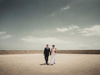 La boda de Gisela y Alex