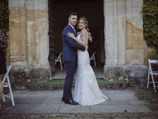 La boda de Nuria y Bairon