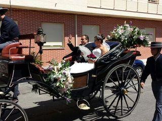 La boda de Carlos y Sandra 2