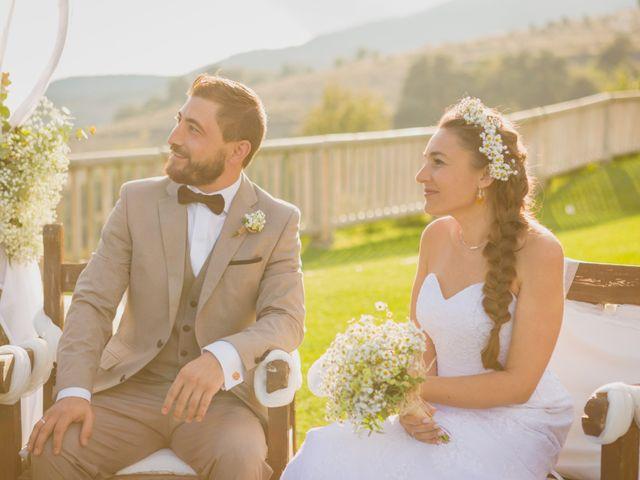 La boda de Raquel y Guillermo