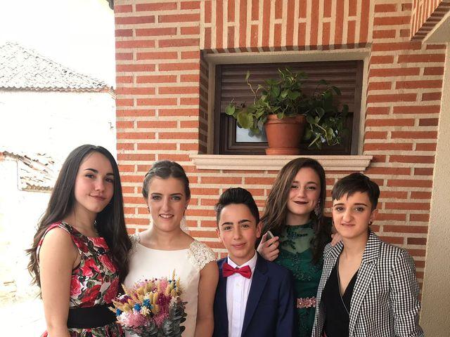 La boda de Paula  y Carlos  en Carbonero El Mayor, Segovia 9