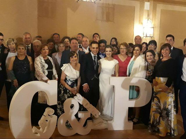 La boda de Paula  y Carlos  en Carbonero El Mayor, Segovia 1