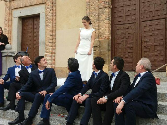 La boda de Paula  y Carlos  en Carbonero El Mayor, Segovia 2