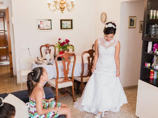 La boda de Alex y Gisela en Santa Maria (Isla De Ibiza), Islas Baleares 13