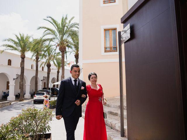La boda de Alex y Gisela en Santa Maria (Isla De Ibiza), Islas Baleares 23