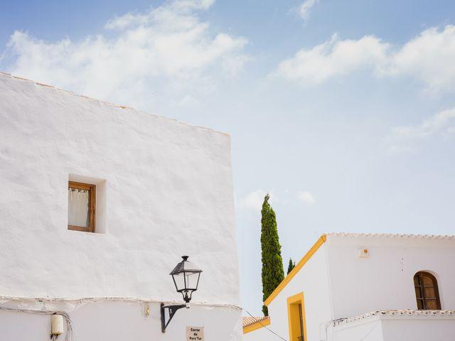 La boda de Alex y Gisela en Santa Maria (Isla De Ibiza), Islas Baleares 25