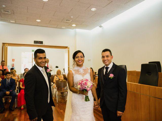 La boda de Alex y Gisela en Santa Maria (Isla De Ibiza), Islas Baleares 26