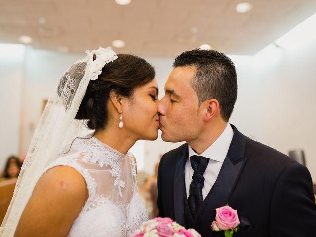 La boda de Alex y Gisela en Santa Maria (Isla De Ibiza), Islas Baleares 32