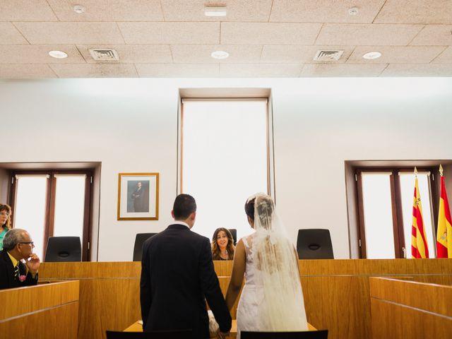 La boda de Alex y Gisela en Santa Maria (Isla De Ibiza), Islas Baleares 33
