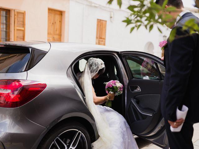 La boda de Alex y Gisela en Santa Maria (Isla De Ibiza), Islas Baleares 35