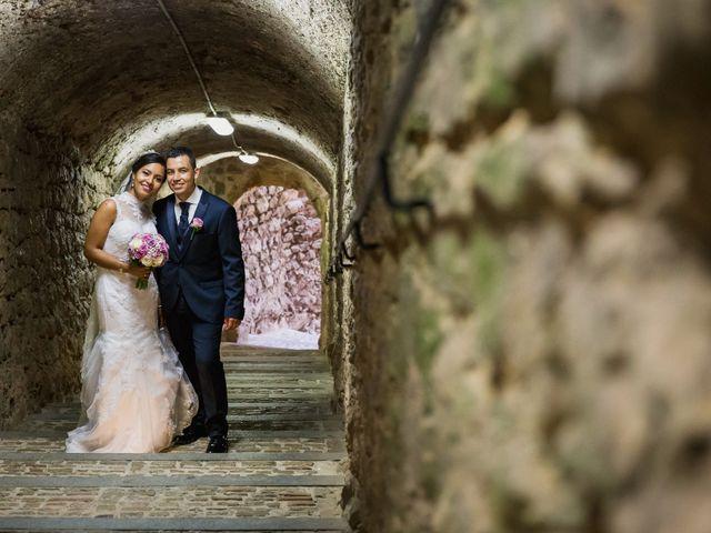 La boda de Alex y Gisela en Santa Maria (Isla De Ibiza), Islas Baleares 37