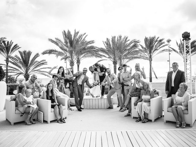 La boda de Daniel y Jessica en Palma De Mallorca, Islas Baleares 75