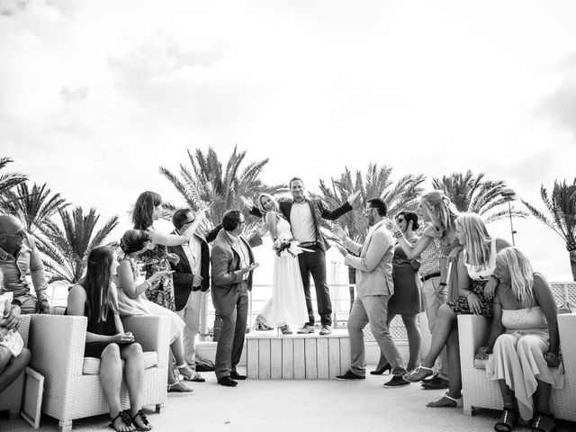 La boda de Daniel y Jessica en Palma De Mallorca, Islas Baleares 1