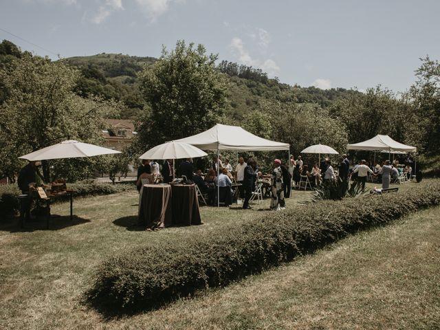 La boda de Bairon y Nuria en Martimporra, Asturias 1